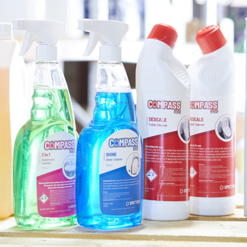 Cleaning Products EN NUmbers