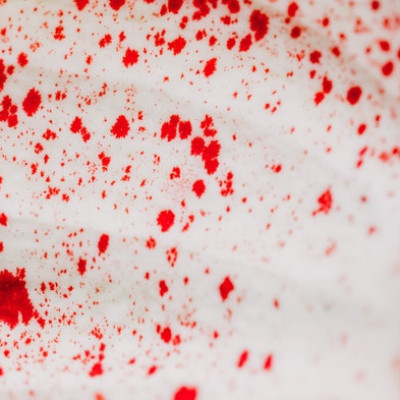 remove blood stains