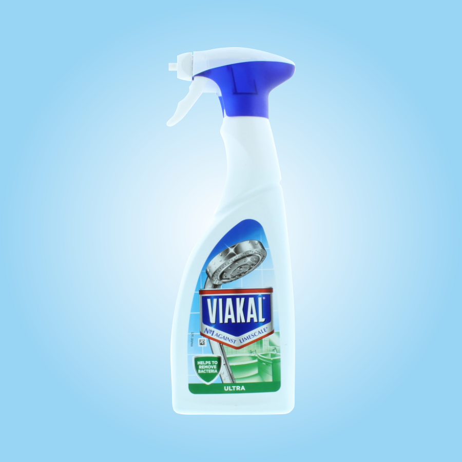 How to use Viakal for removing limescale