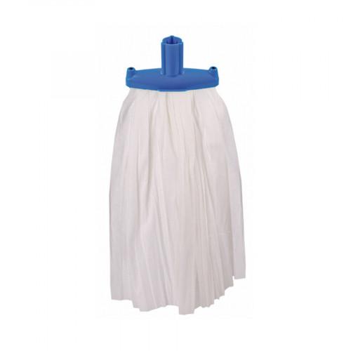 Big White Prarie Mop Blue