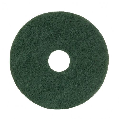 "Green 16"", Heavy Duty, Floor Pads"