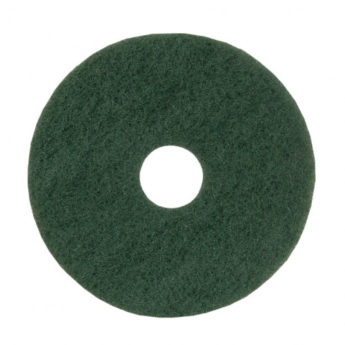 "Green 16"", Heavy Duty, Floor Pads"