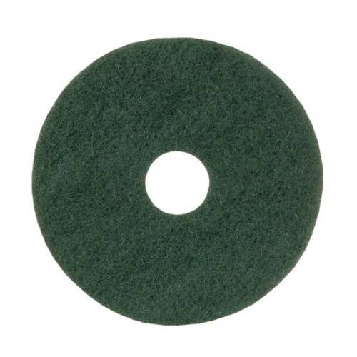 "Green 17"", Heavy Duty, Floor Pads"