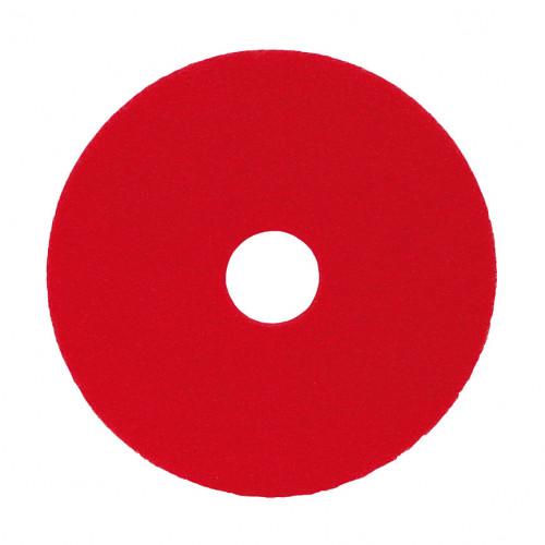 "Floor Pad - 21"" Red (Polishing 1x5)"