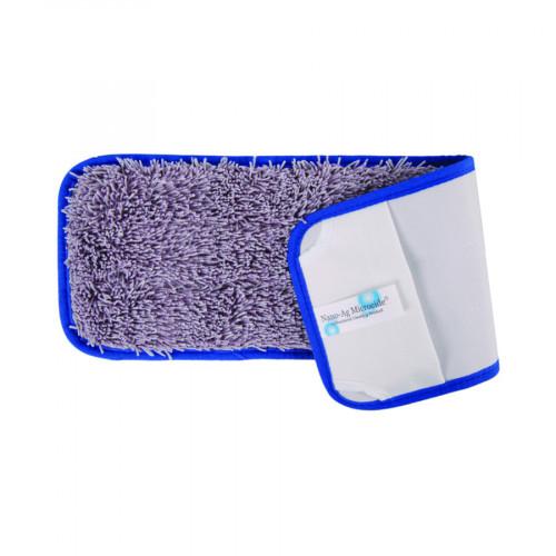 Robert Scott Pro-Mist Nano-AG Microfibre Mop Blue