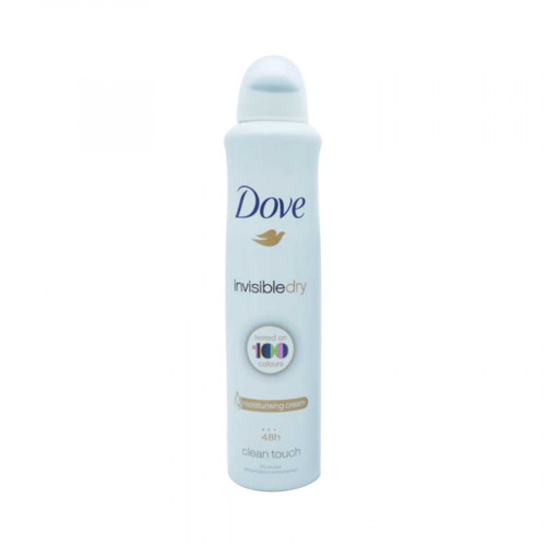Dove Moisturising Cream Invisible Dry 48h Clean Touch