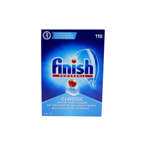 Finish Dishwasher Tablets 110
