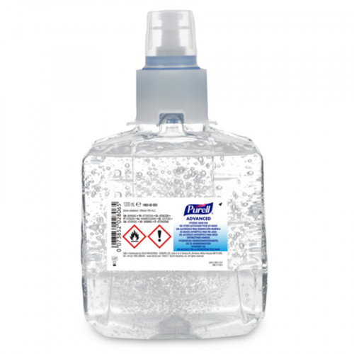 1200ml Purell Advanced Hand Sanitiser