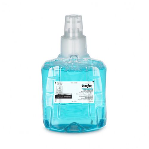 1200ml Gojo Freshberry Foam Hand Soap Refill Cartridge