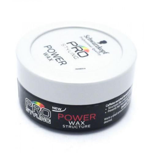 Schwarzkopf Pro Styling Power Wax