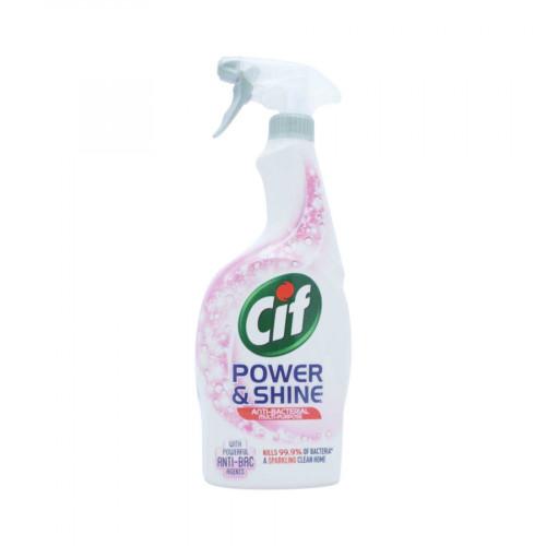 Cif Power and Shine Antibacterial Spray