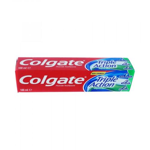 Colgate Triple Action Toothpaste - Original Mint