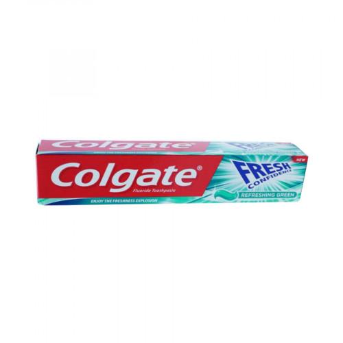 Colgate Fluoride Toothpaste Refreshing Green