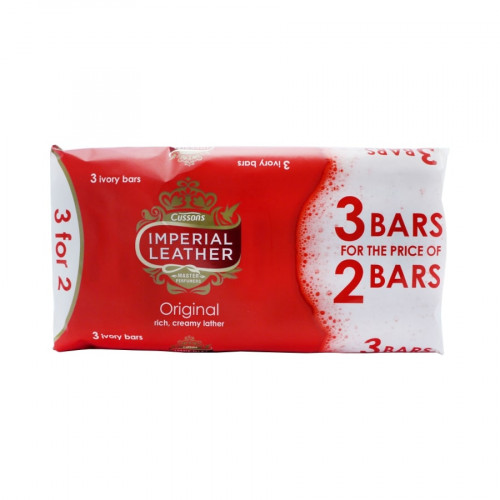 Imperial Leather Original Soap - 1 x 3 bars