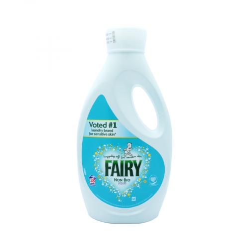 Fairy Non Bio Liquid 38 Wash Case of 3