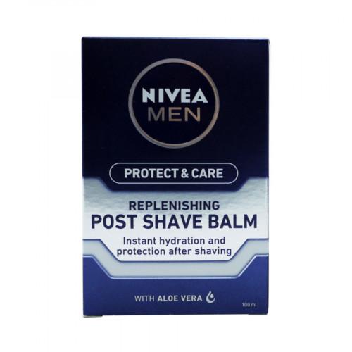 Nivea Men Post Shave Balm Protect & Care With Aloe Vera