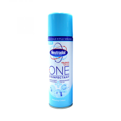 Neutradol One Disinfectant - Relaxing Cotton - 300ml