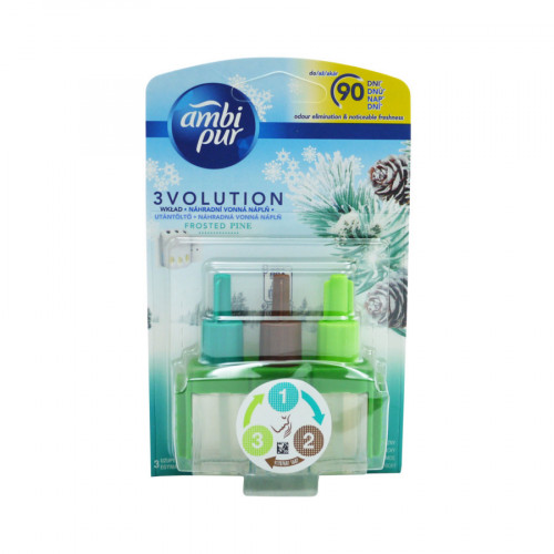 Ambi Pur 3volution Refill Frosted Pine 20mls