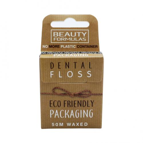 Beauty Formulas Eco Friendly Floss - 50m - Individual