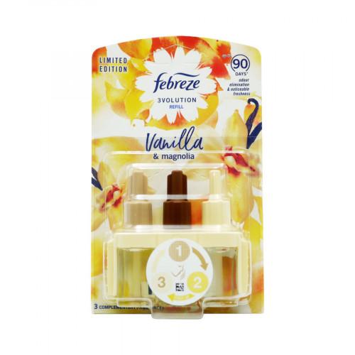 3volution Vanilla and Magnolia