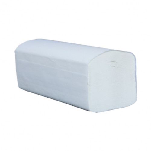 White V Fold 2 Ply Hand Towels