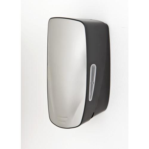 Chrome/Charcoal Hand Soap Dispenser