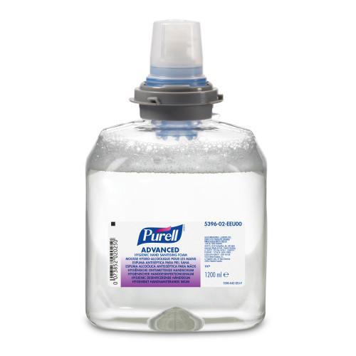 1200ml Purell Advanced Hand Sanitising Foam