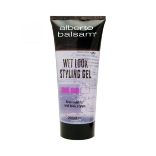 Alberto Balsam Strong Wet Look Gel