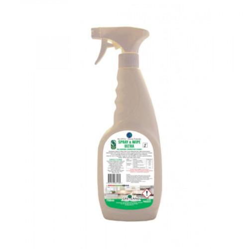 Spray and Wipe Ultra 750ml