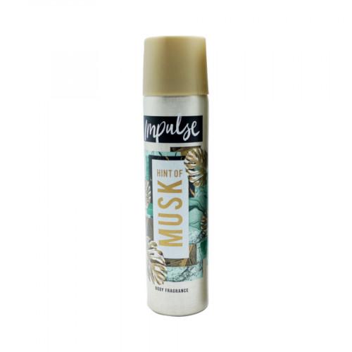 Impulse Body Fragrance Deo Hint of Musk