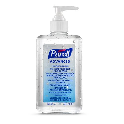 300ml Purell Advanced Hand Sanitiser