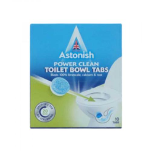 Astonish Toilet Bowl Tablets