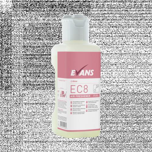 Evans Vanodine EC8 Air Freshener - 1L - Individual