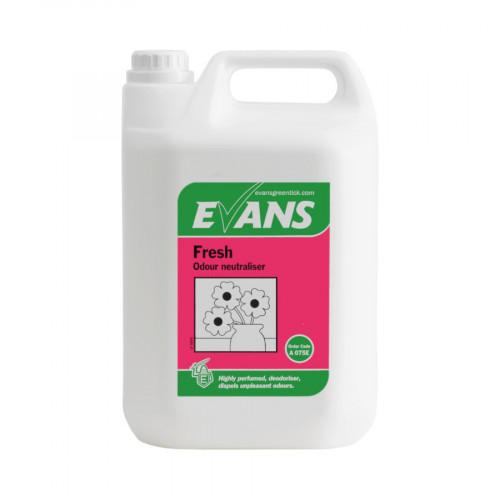 Air Freshener - Liquid - Fresh - 5L - Case of 1