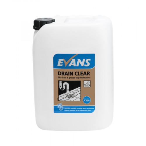 Evans Drain Clear