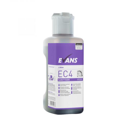 Evans Vanodine EC4 Multi Surface Cleaner & Disinfectant