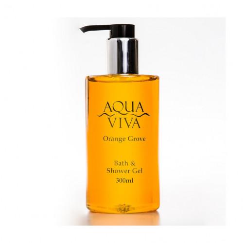 300ml Aqua Viva Bath and Shower Gel