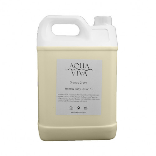 5L Aqua Viva Hand and Body Lotion