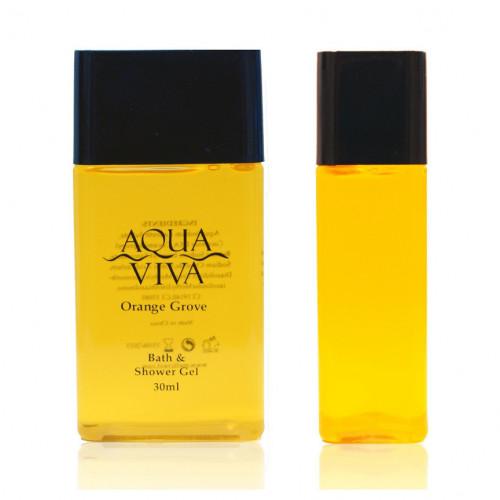 30ml Aqua Viva Bath and Shower Gel