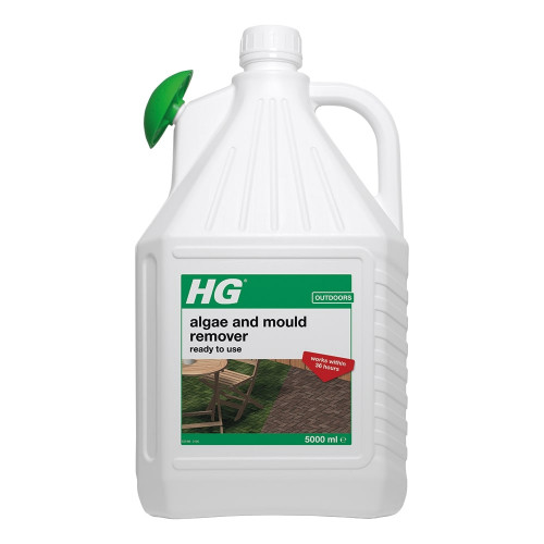 HG Algae and Mould Remover - 5L