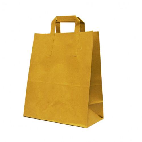 Large Takeaway Food Carrier Bag - Case of 100