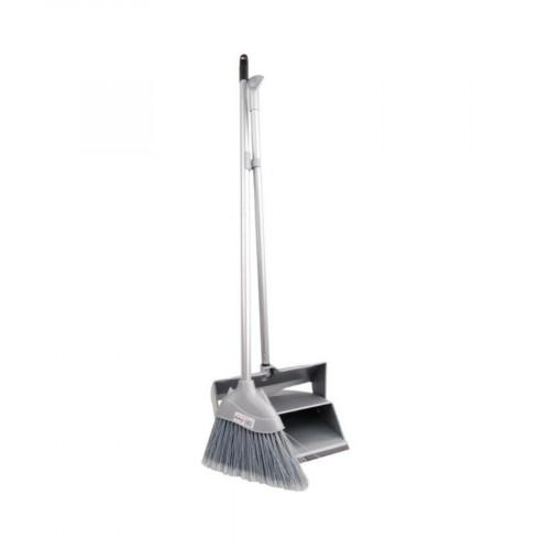 Long Handled Dustpan and Brush