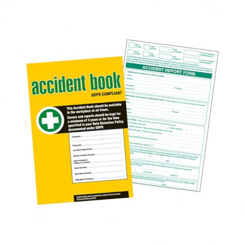 GDPR Compliant Accident Book