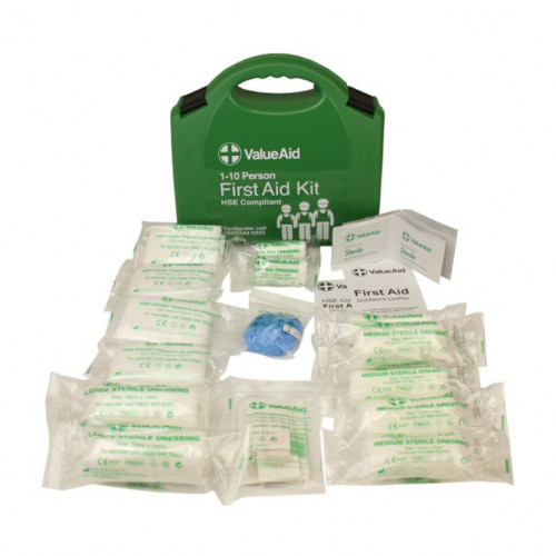 10 person First Aid Kit
