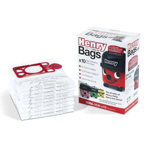 Genuine Numatic Henry Hoover Bags