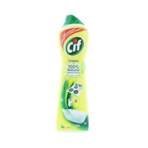 Cif Lemon Cream Cleaner 500ml