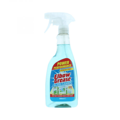 Elbow Grease Glass Cleaner 500ml