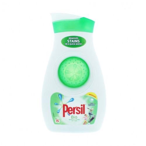 Persil Bio Liquid Laundry Detergent 15 Washes
