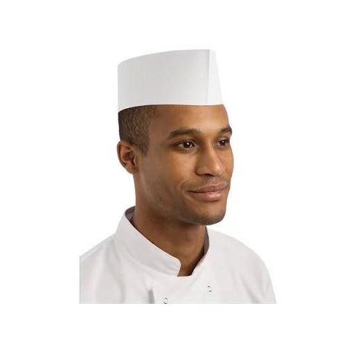 White Forage Hats