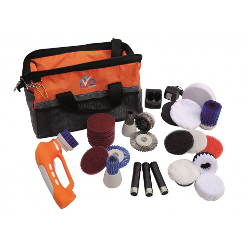 iVo Power Brush Contracters Kit